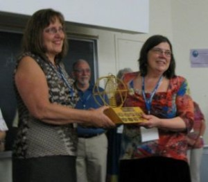 Jo-Anne Eadie - Dowser of the Year Award 2012-320x279