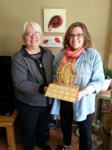 Dowser of the Year Award Recipient 2016 Carol Baltkalns